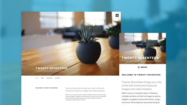 WordPress 4.7 is now available